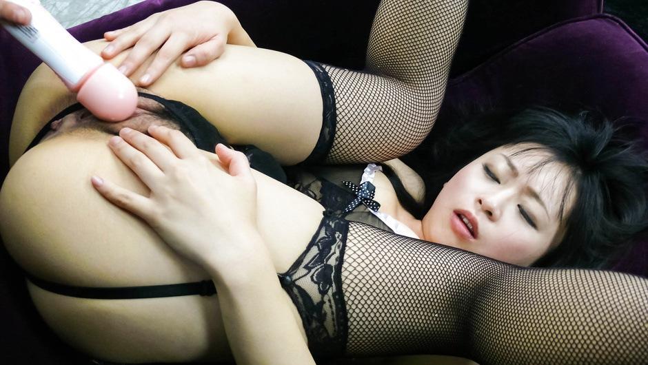 Hot Nozomi Hazuki is aroused to the maximum - JAVHD