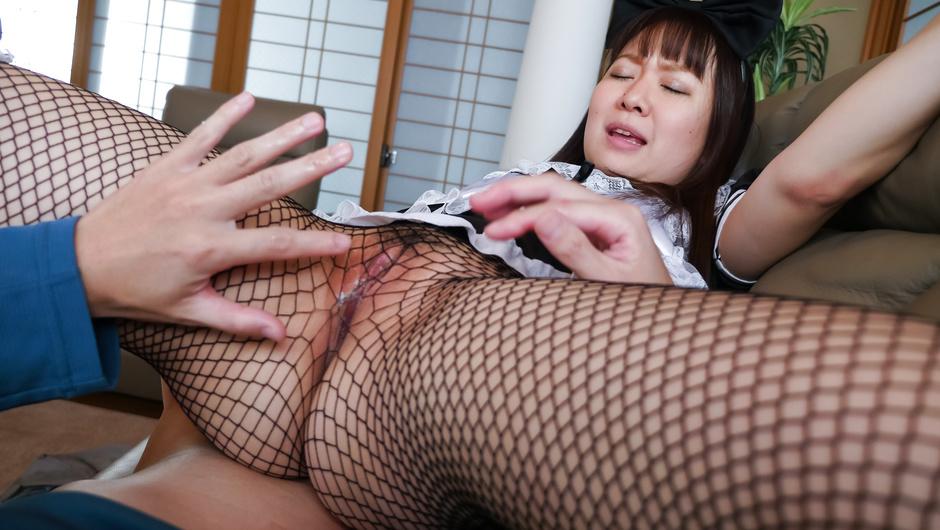 Sakura Nozomi sucks cock in perfect scenes  – JAVHD