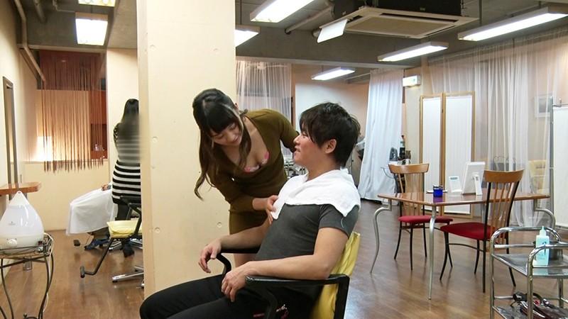 [PYU-081] 美髮沙龍的姐姐是薩塞科,她積極誘惑我! 心花裕拉。 - R18
