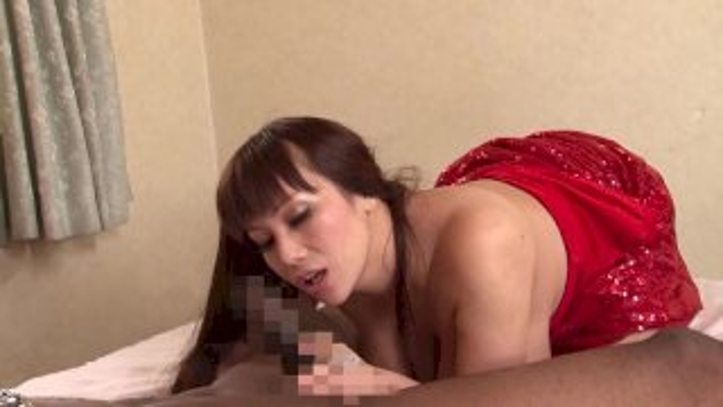 [J99-102D] 黑色 德卡馬拉 VS. 超乳成熟 女人 馬里亞 夢野 尾巴 插入 - R18