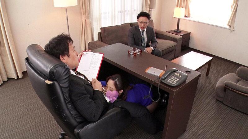 [PYU-209] 發情精酒秘書 社長和客戶一起閒話 - R18